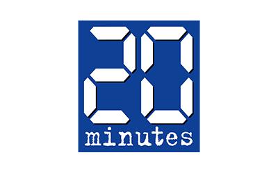 20 MINUTES – À la Une